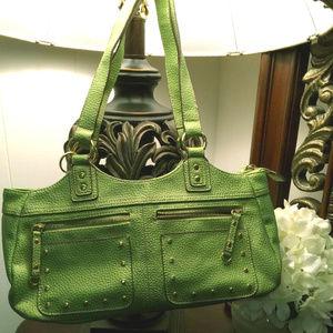 Apt 9 Women Green Handbag